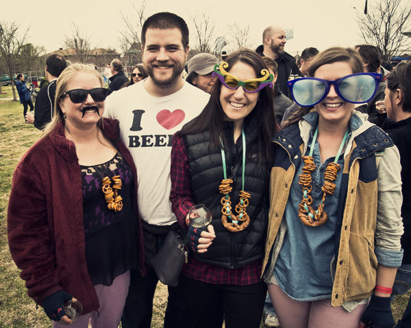 Photos from the East Nashville Beer Festival