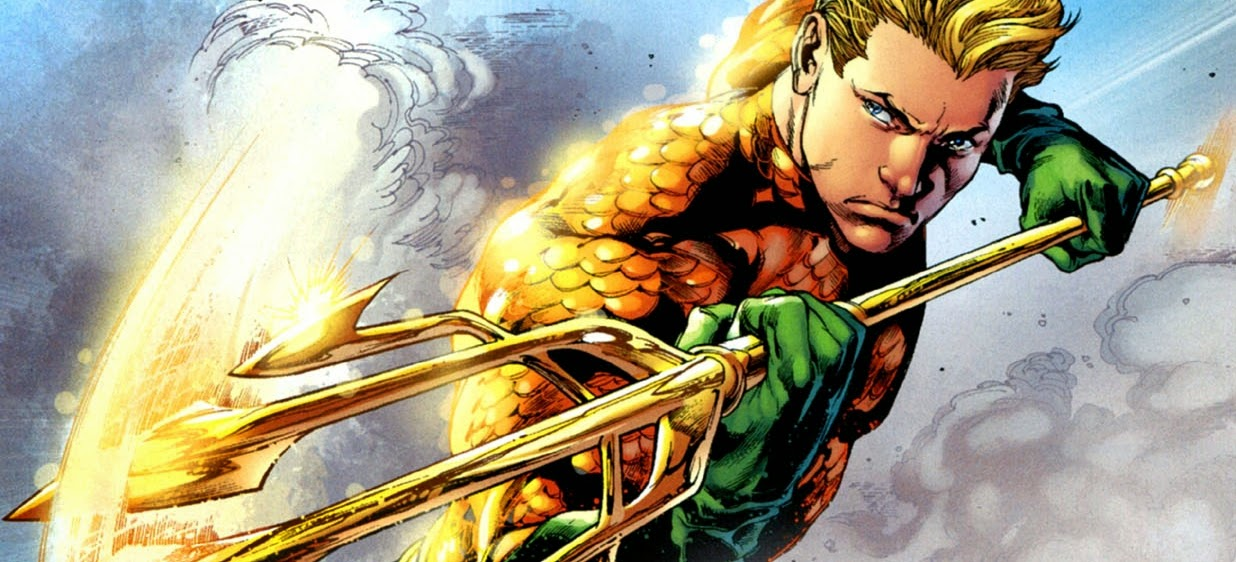 AQUAMAN - Morte no Fundo do Mar - Download Grátis
