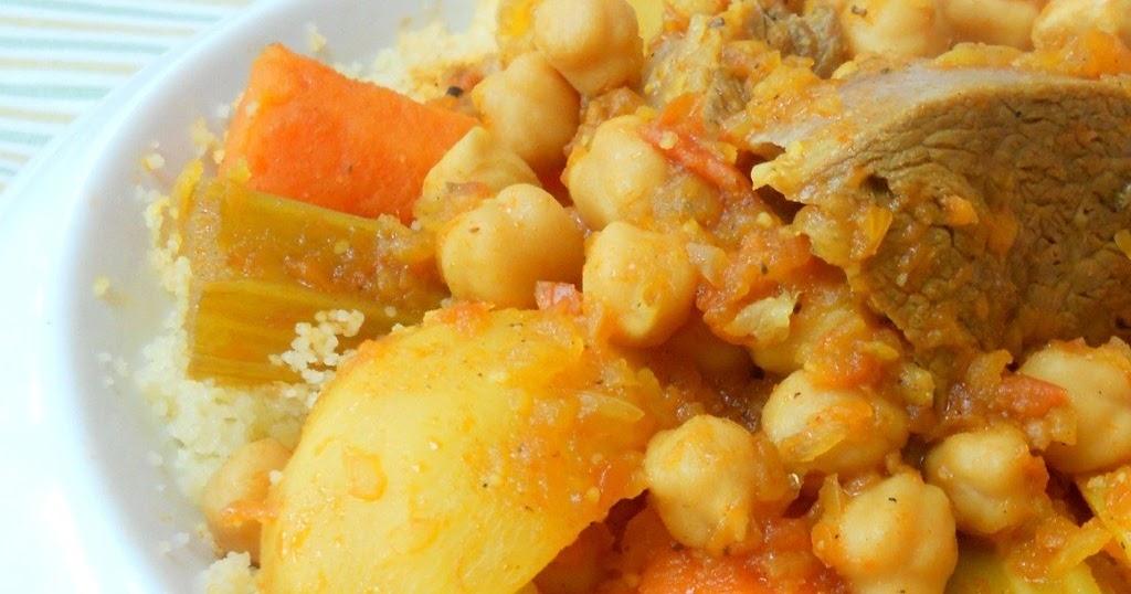 Cucina tunisina couscous con i cardi - Cucinare i cardi ...
