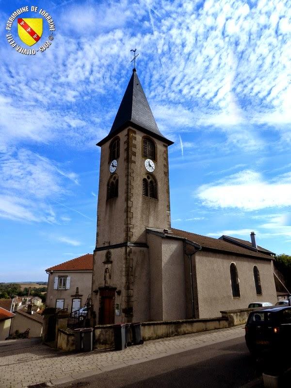 POUSSAY (88) - Eglise Saint-Maurice