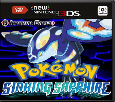 Pokémon Sinking Sapphire Decrypted 3DS EUR
