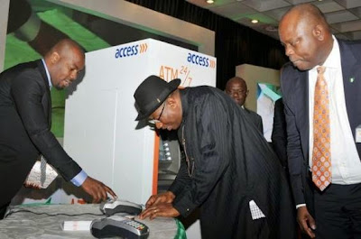 Have you seen the new National Electronic Identity Card (e-ID)? It has been officially launched by President Jonathan in Abuja
