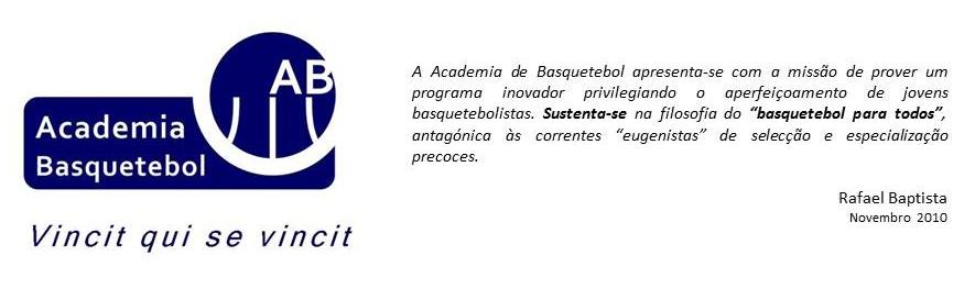 Academia de Basquetebol |  Coimbra