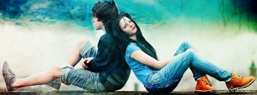 Girls fb covers facebook latest dps and covers - Beautiful sad couple images ...