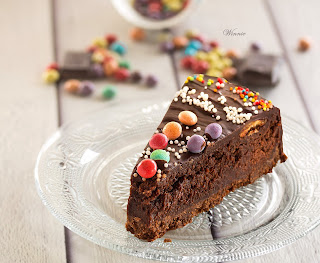 Rich Mississippi Mud Cake from Something Sweet: Winnie's Blog