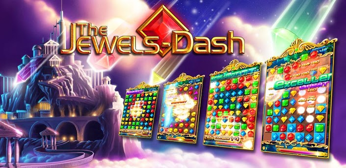 Jewels Dash (No Ads) v1.1.3