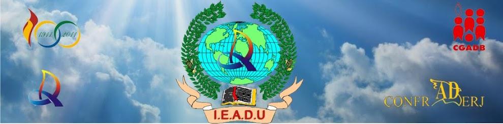 IEADU - Ministério Bom Pastor
