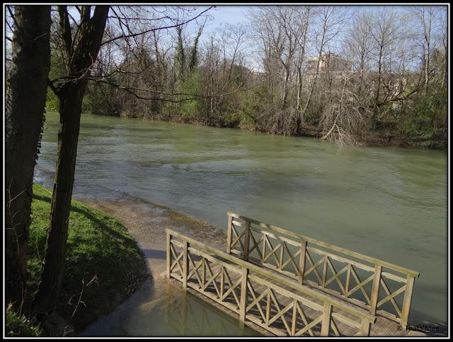 Bords de Marne petit pont St Maur des fosses