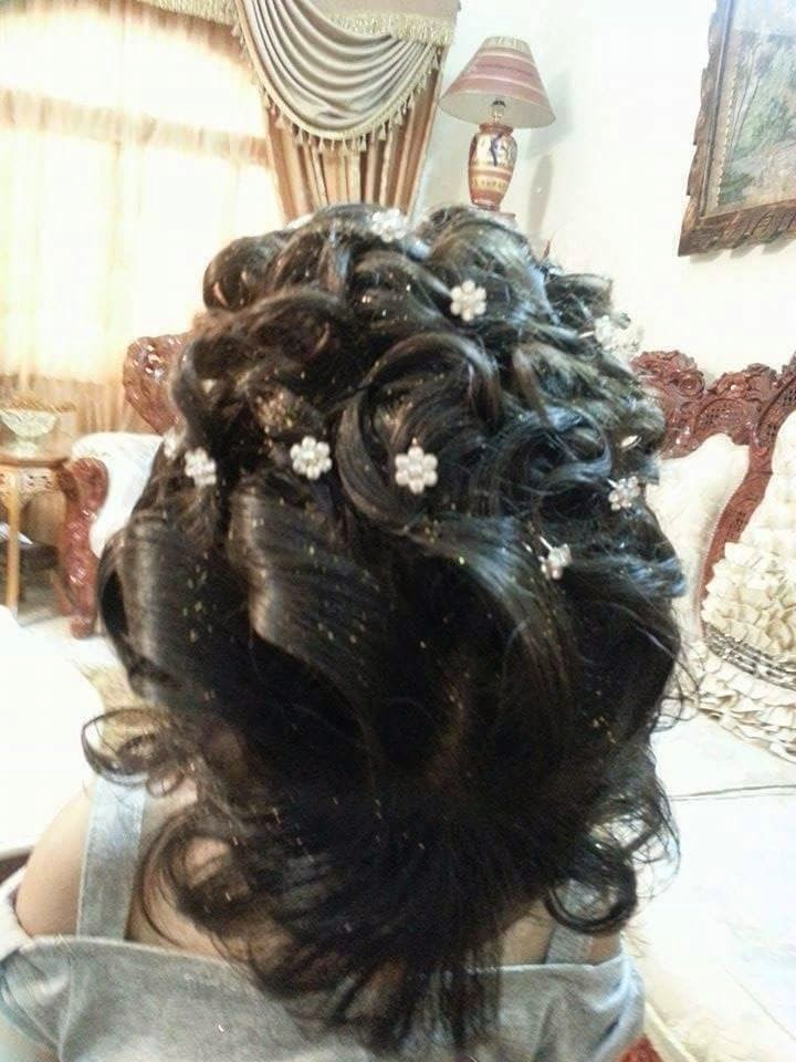 Lavish Brides Hairstyles for Wedding 2015