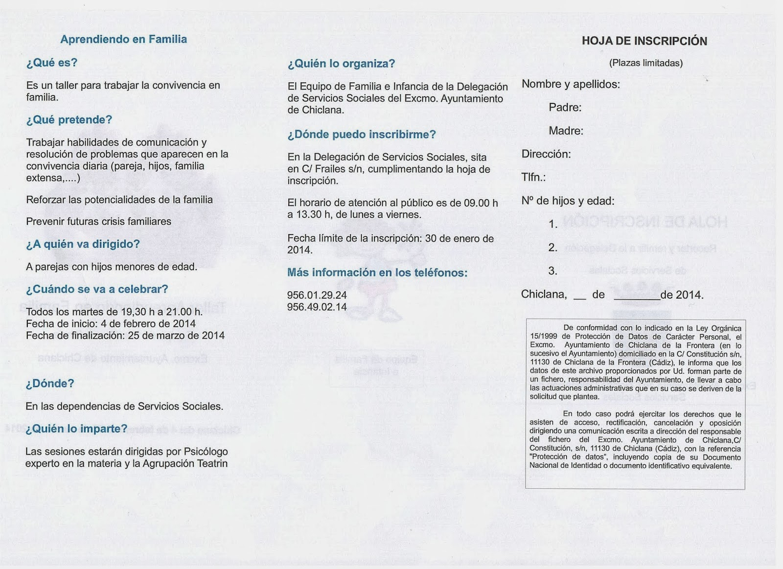 Sitio Web de CEIP Serafina Andrades