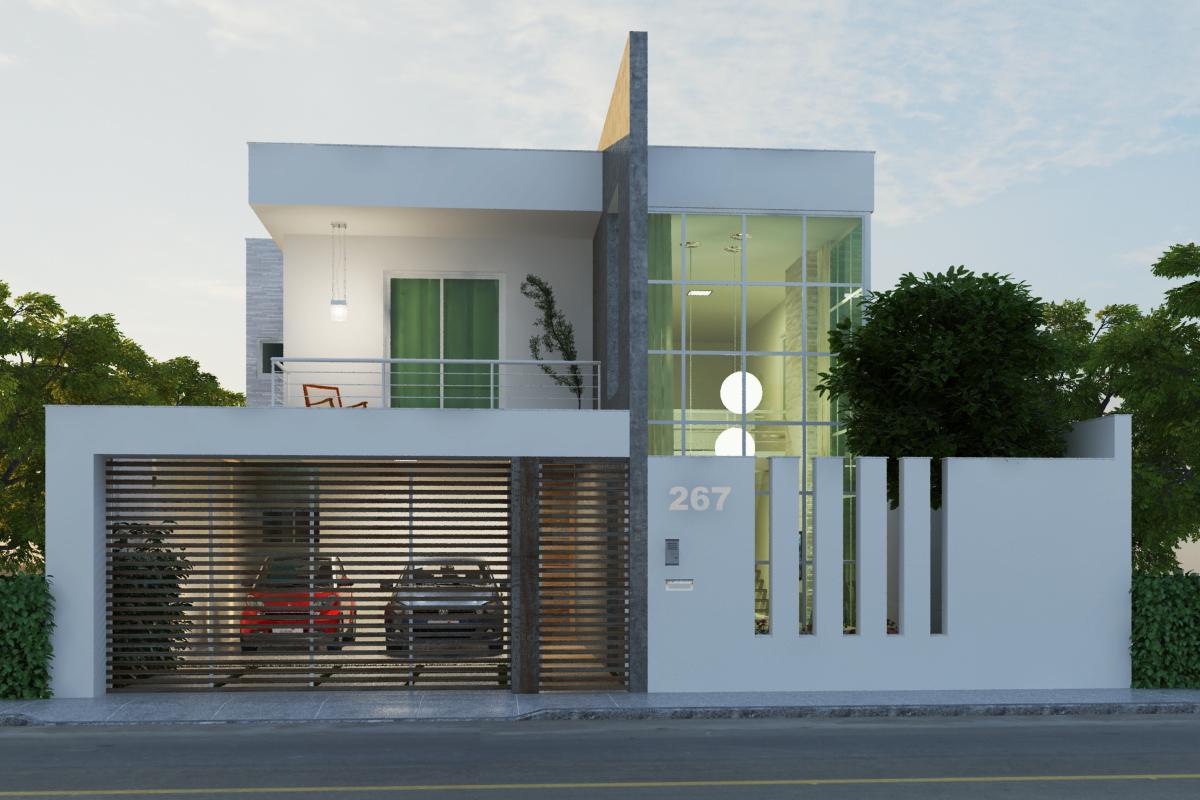 Dutra arquitetura projetos - Tipos de muros ...