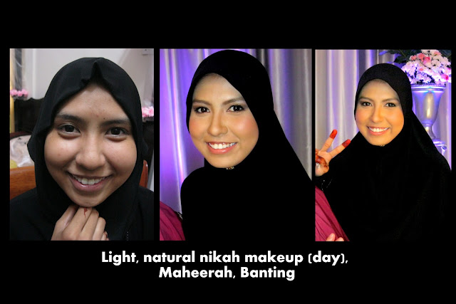 Makeup Pengantin Natural
