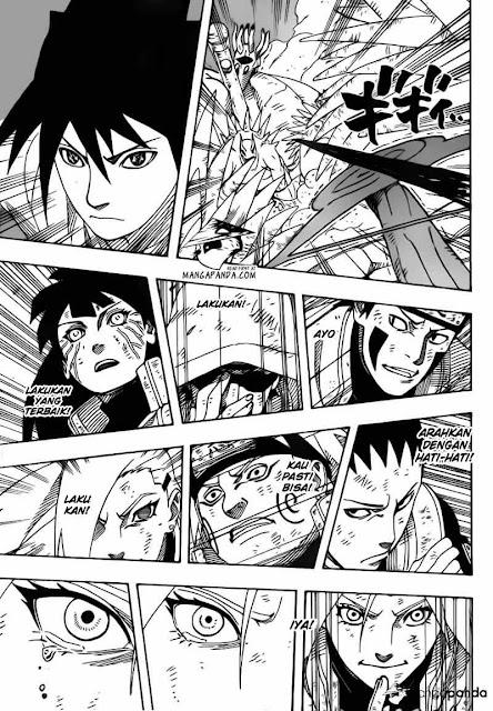 Komik Naruto 634 Bahasa Indonesia halaman 11