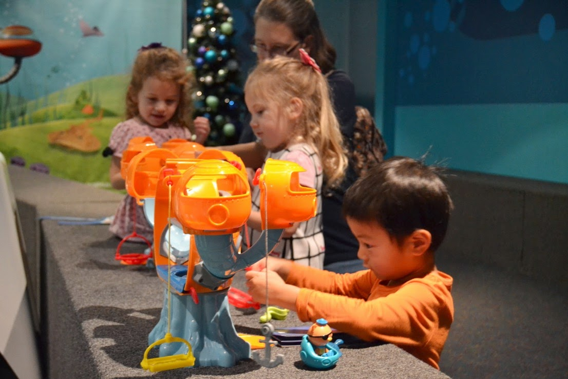 octonauts event #DFW