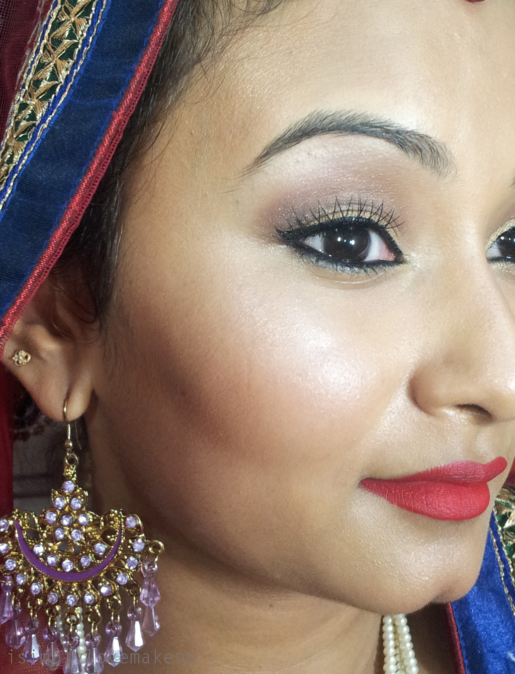 Bridal Makeup Tips And Tricks : Bridal Beauty: Makeup For An Indian (Night) Wedding - Tips ...