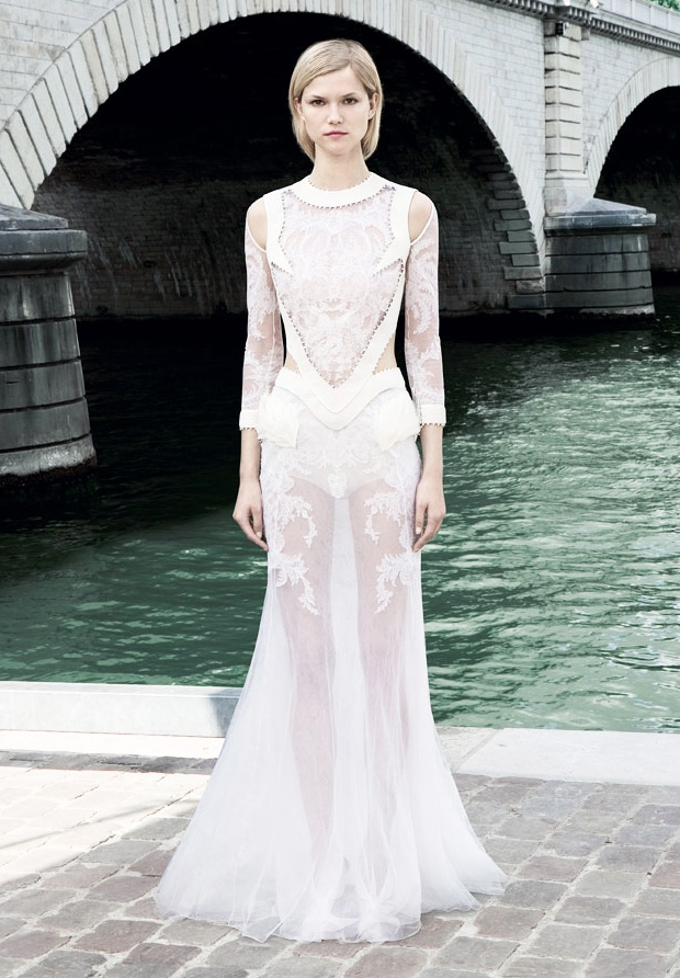 My BEADialogy...: Fall Winter 2011/2012 Givenchy Haute Couture