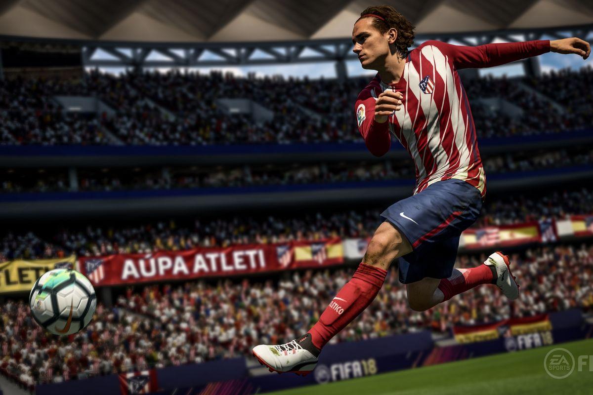 FIFA 18 PC Game Full Version Free Download