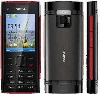 Firmware Nokia X2-00 RM-618 v.08.35