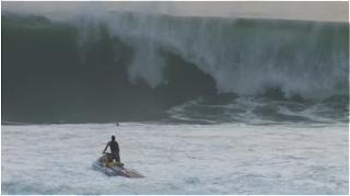 puerto escondido très gros surf