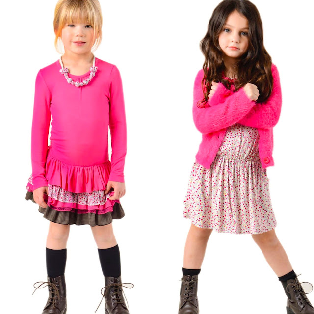 Imoga | Girl's Fall Dresses | Chichi Mary Kid's Boutique