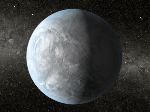 Cientistas buscam uma nova Terra