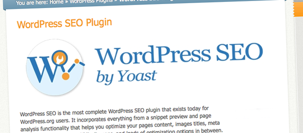 SEO Wordpress Plugin YOAST Yoast WordPress SEO Eklentisi