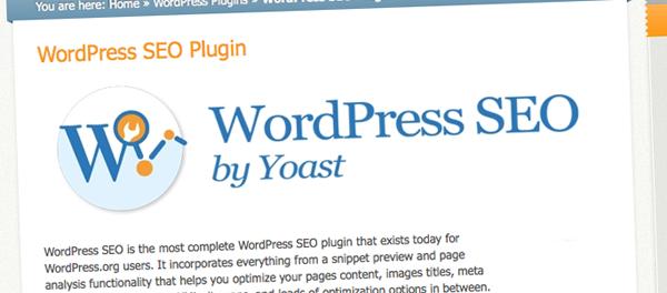 SEO Wordpress Plugin YOAST Yoast WordPress SEO Eklentisi