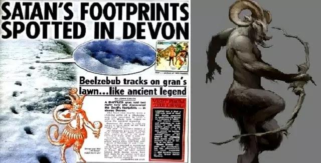 «Τα Ίχνη του Διαβόλου» – Το μυστήριο που δε βρήκε ποτέ τη λύση του