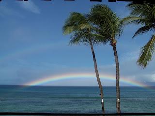 Tutorial, Tutorial Blog, Tutorial Gambar Tidak Boleh Klik, Cara nak Elakkan Gambar di Curi di Blog, Gambar Tak Boleh Klik, Pelangi, Pelangi Cantik, Pelangi Petang, Rainbow