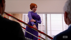 Mad Men S06E01-02. The Doorway Joan