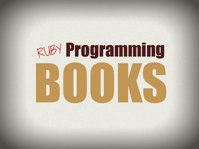 Ruby Programming Books