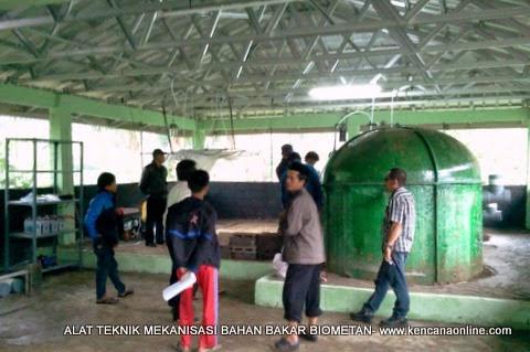 Digester Biogas BD 7000L