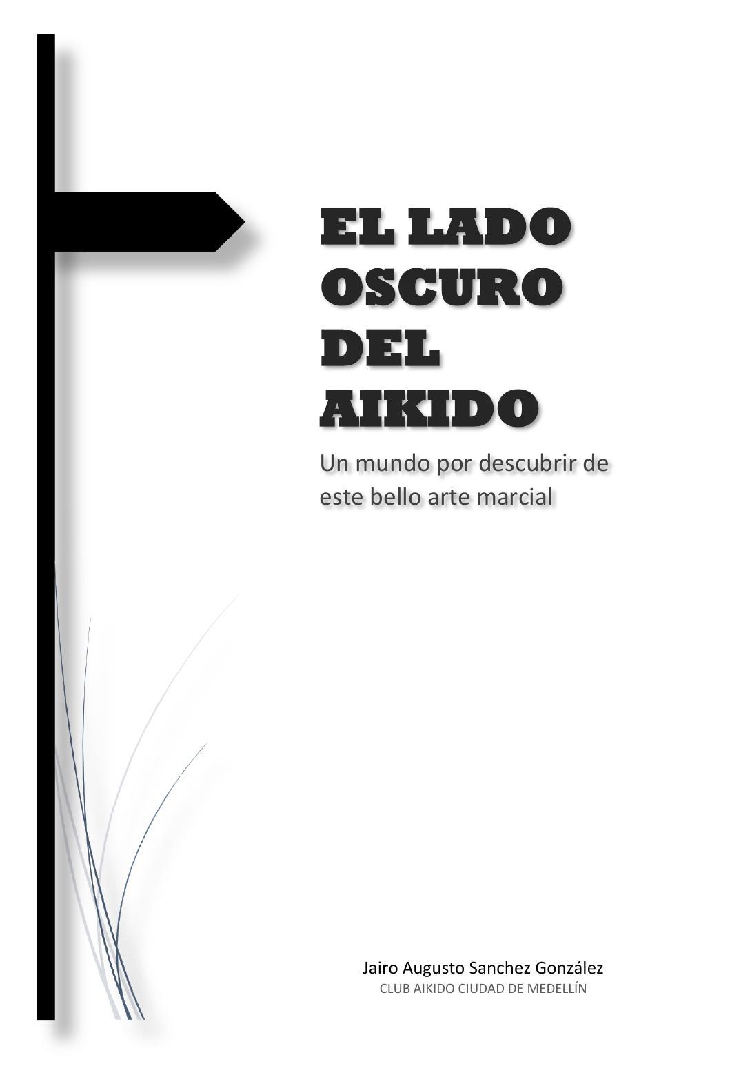 LADO OSCURO DEL AIKIDO