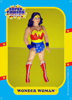 Super Powers Collection Wonder Woman Action Figure by Kenner Superman Super Powers Collection Figure Clark Kent Kenner Mattycollector DC Universe Classics Unlimited Man of Steel Toys Movie Masters polymerphelia GeekSummit