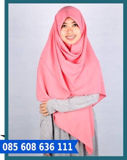 jilbab segi empat modis