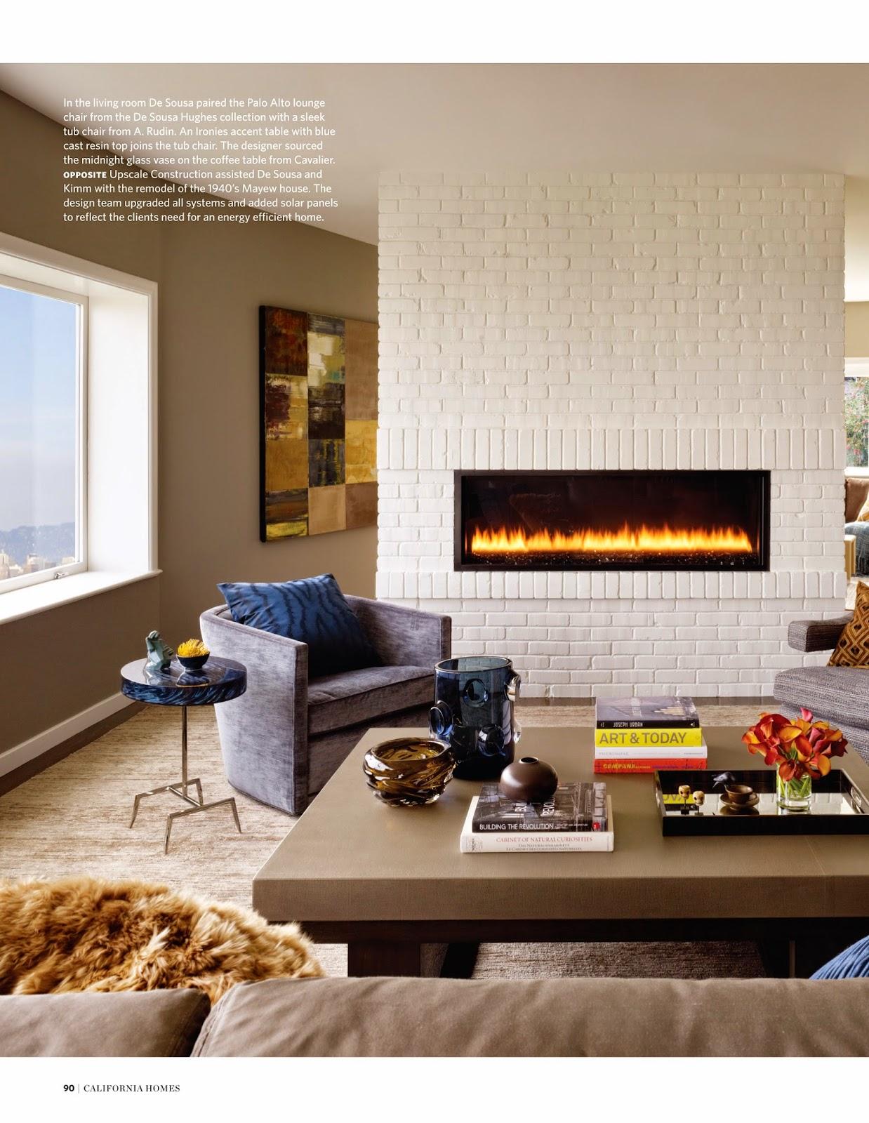 Back To The Future California Homes Magazine Summer 2014