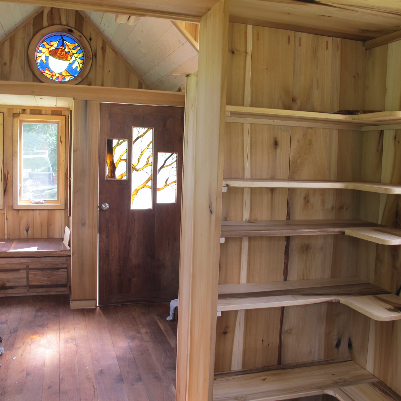 tumbleweed tiny house ii - Tumbleweed Tiny House Interior