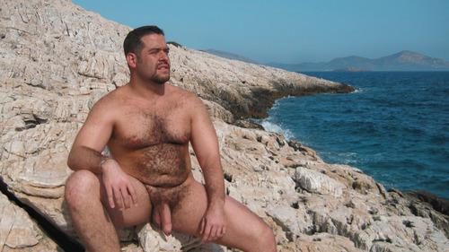 Italian Nude Beach Men