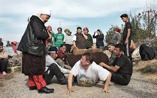 Ritual Mandi Darah Kambing
