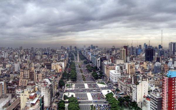 Jalanan Terlebar di Dunia