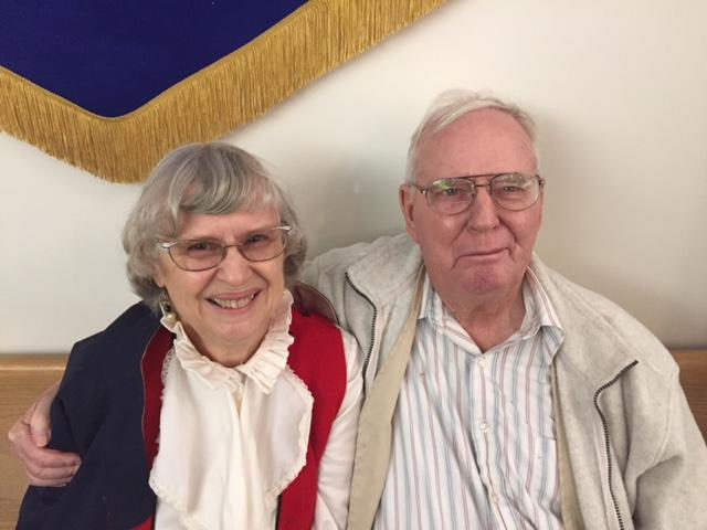 Donna & Ellis Adee
