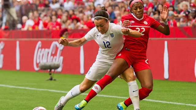 Highlights England 2 – 1 Canada (Women World Cup)