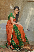 Actress Anusha Photos in Half saree-thumbnail-18