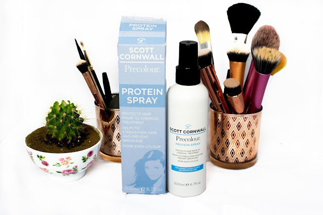 Scott Cornwall Precolour Protein Spray