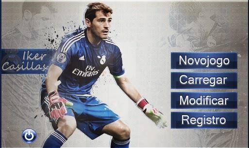 Skin Casillas – Brasfoot 2014