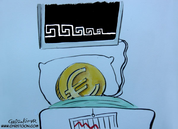 Euronun Durumu Kötü