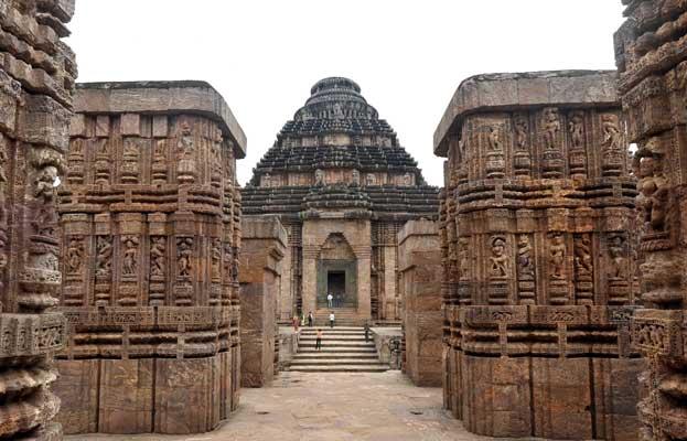 Sun Temple Konarak Orissa