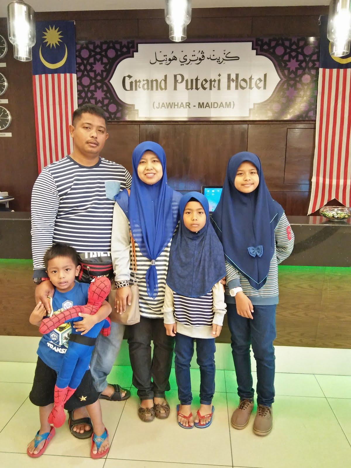 Memori September 2018 ~ Terengganu