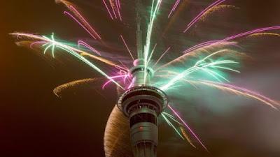 صور احتفالات العالم بالعام الجديد 2016 , العالم يحتفل بالعام الجديد 2016