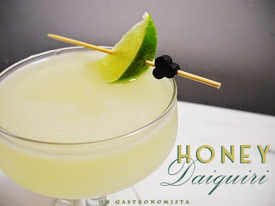 Gastronomista Honey Solera Aged Daiquiri